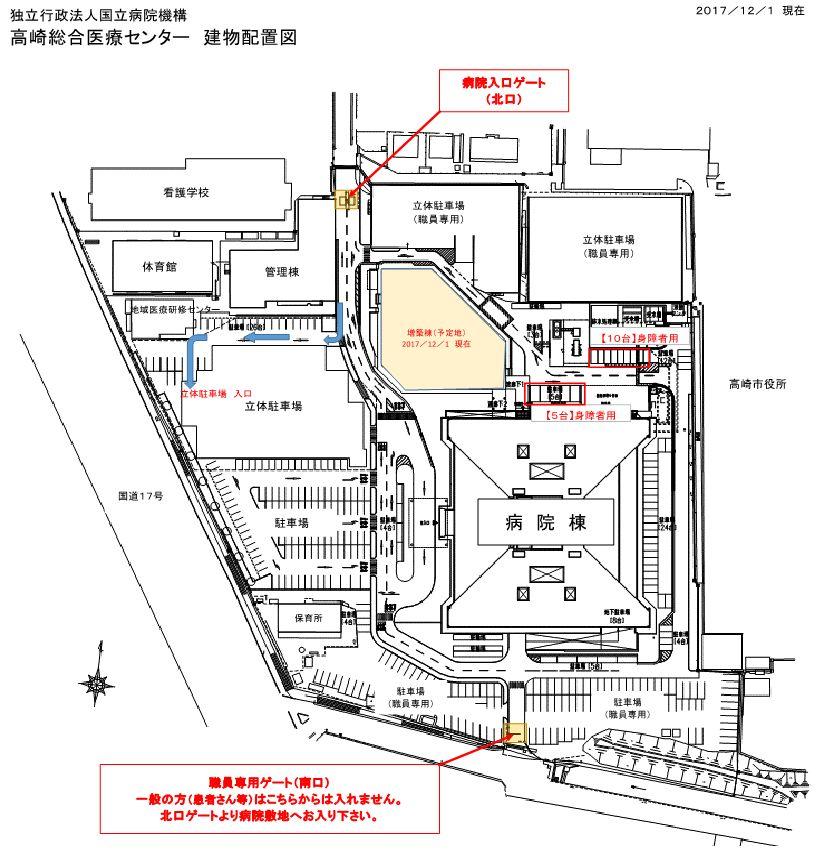 医療 センター 総合 高崎